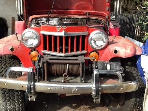 1961 Willys Wagon for sale in Calabasas CA
