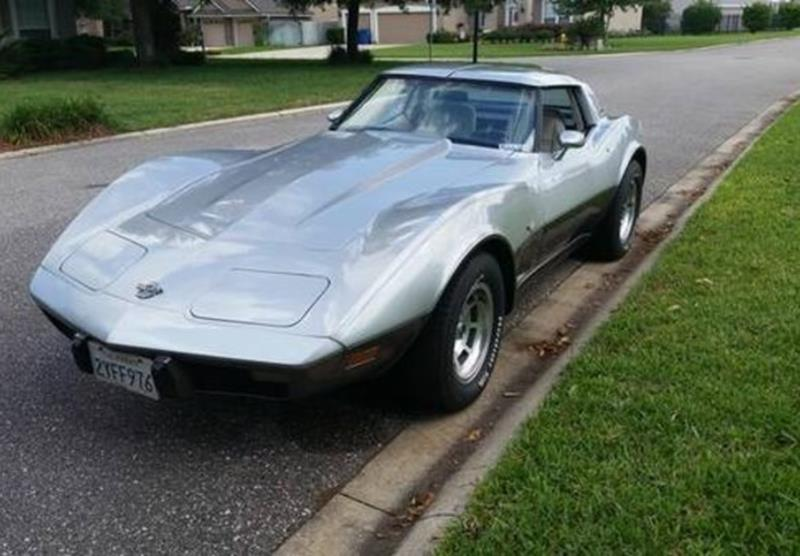 1978 chevrolet corvette for sale in california. Black Bedroom Furniture Sets. Home Design Ideas