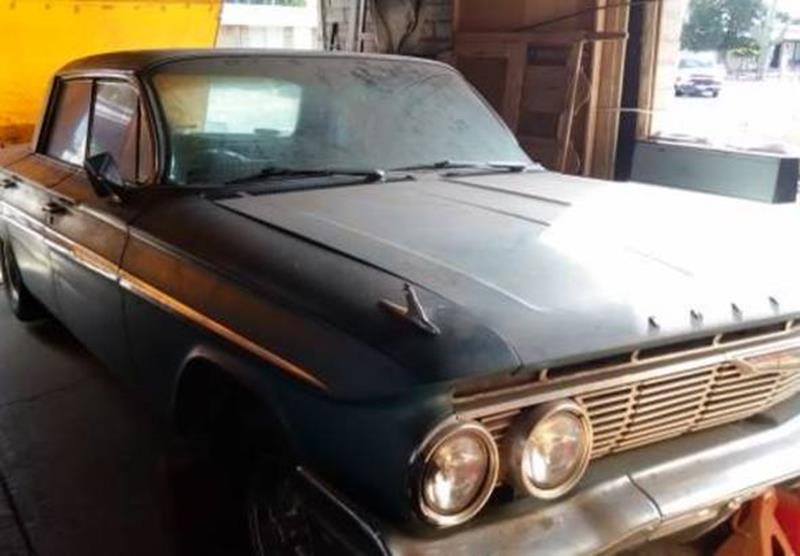 1961 Chevrolet Impala For Sale Carsforsale Com