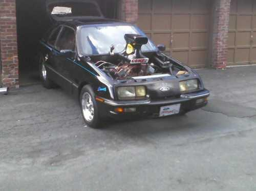 1986 Merkur XR4 for sale in Calabasas CA