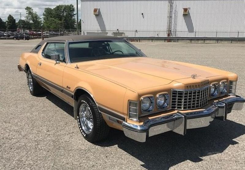 1974 Ford Thunderbird For Sale In Calabasas CA