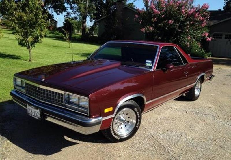 Chevrolet El Camino Used Cars