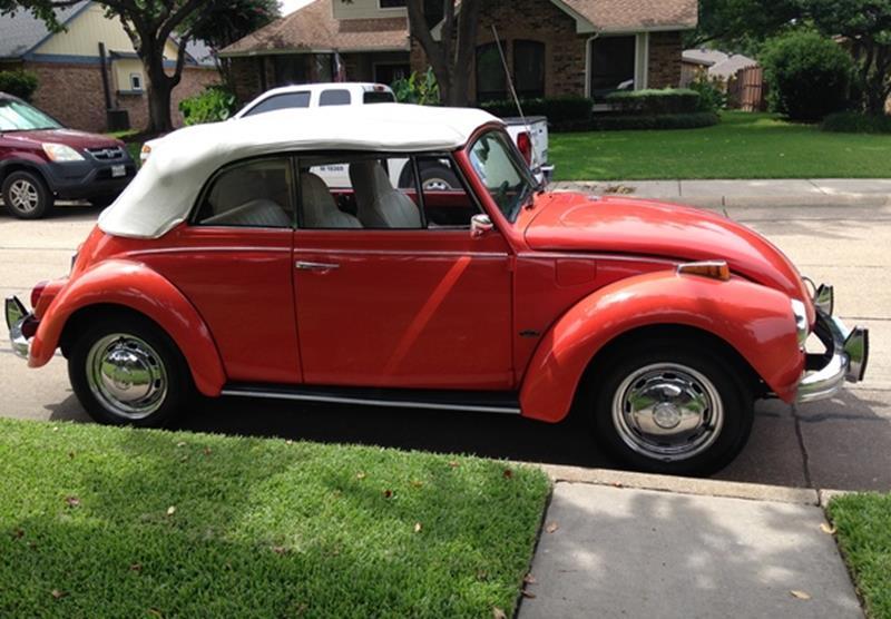 1972 volkswagen beetle for sale. Black Bedroom Furniture Sets. Home Design Ideas