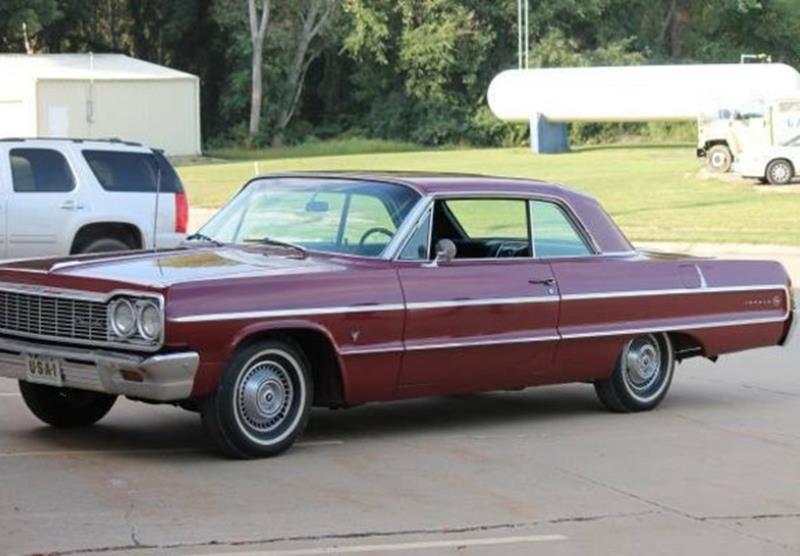 1964 chevrolet impala for sale in calabasas ca. Black Bedroom Furniture Sets. Home Design Ideas