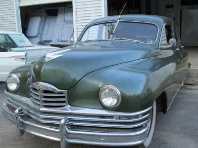 1949 Packard Deluxe Eight for sale in Calabasas CA