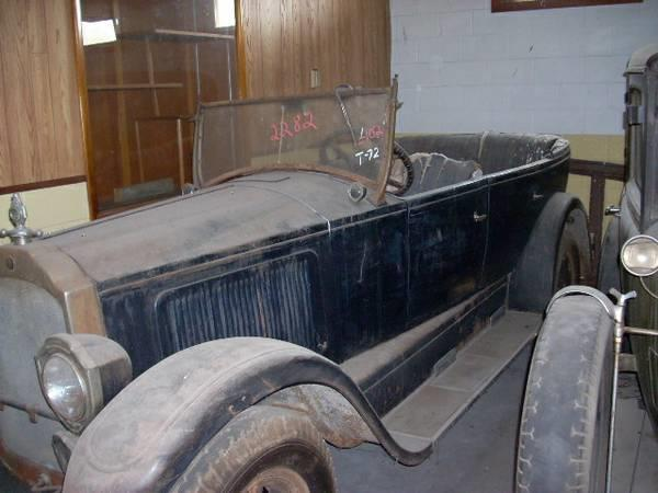 1926 Willys Knight 66 for sale in Calabasas CA