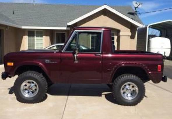 1977 ford bronco for sale in calabasas ca. Cars Review. Best American Auto & Cars Review