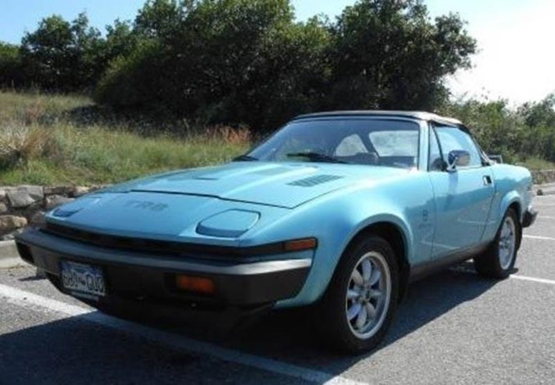 1980 Triumph TR8 for sale in Calabasas, CA