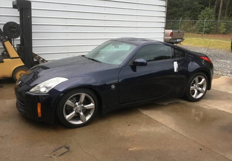 2007 Nissan 350Z For Sale in Camden, AL - Carsforsale.com