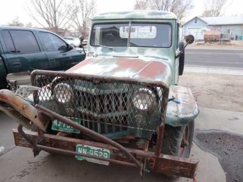 1953 Willys Overland Kaiser for sale in Calabasas CA