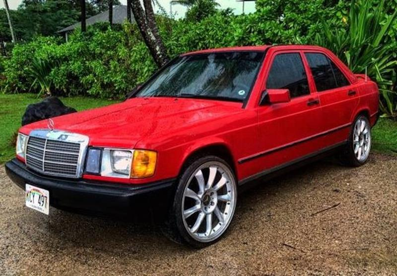 Mercedes benz 190 class for sale carsforsale 1986 mercedes benz 190 class for sale in calabasas ca sciox Images
