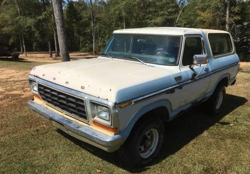 1979 Ford Bronco For Sale In Calabasas CA