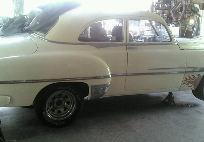 1952 Pontiac Chieftain for sale in Calabasas, CA