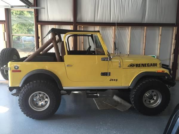 jeep cj 7 for sale in kittanning pa. Black Bedroom Furniture Sets. Home Design Ideas
