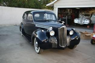 1940 Packard 110 for sale in Calabasas CA