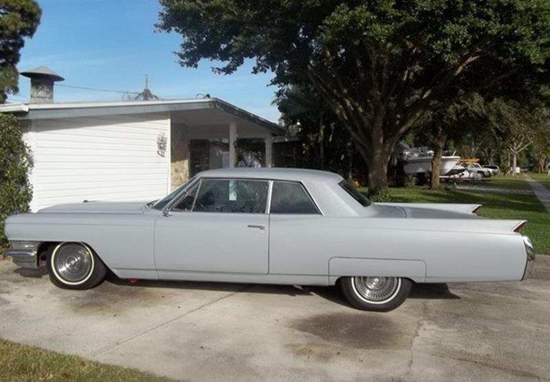 1964 cadillac deville for sale - Cadillac coupe deville a vendre ...