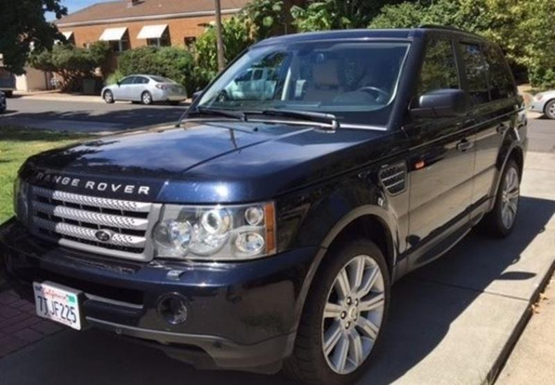 2008 land rover range rover for sale. Black Bedroom Furniture Sets. Home Design Ideas