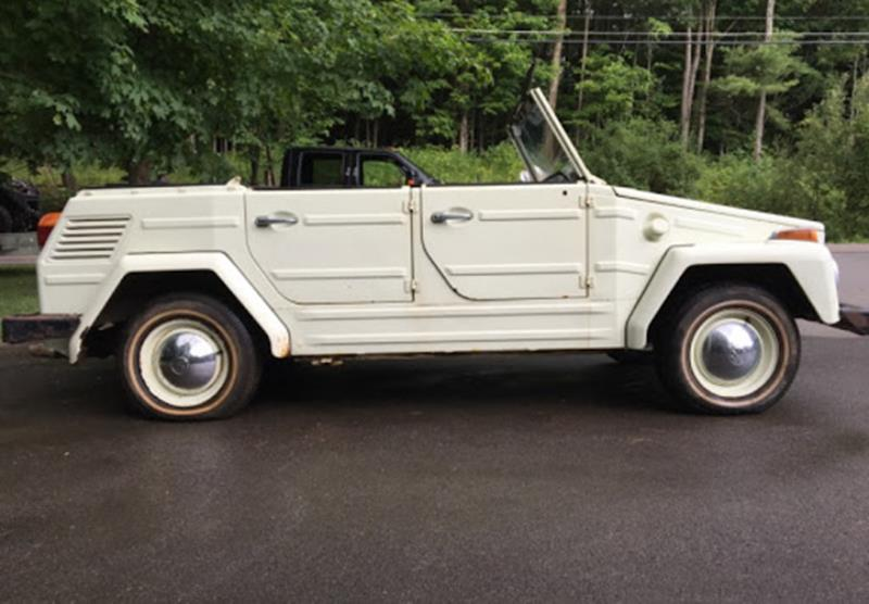 Volkswagen Thing For Sale In California Carsforsale Com