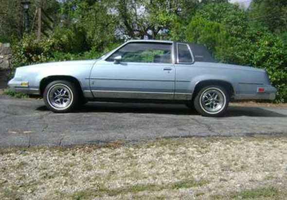 Oldsmobile cutlass salon for sale for 1986 oldsmobile cutlass salon