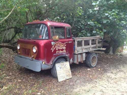 1959 Willys Flatbed Commercial Truck for sale in Calabasas CA