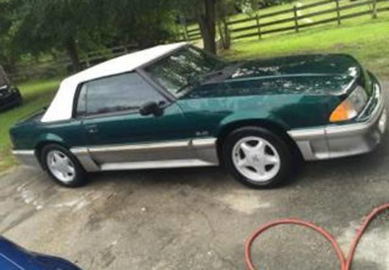 1992 ford mustang for sale for Ford motor credit tampa
