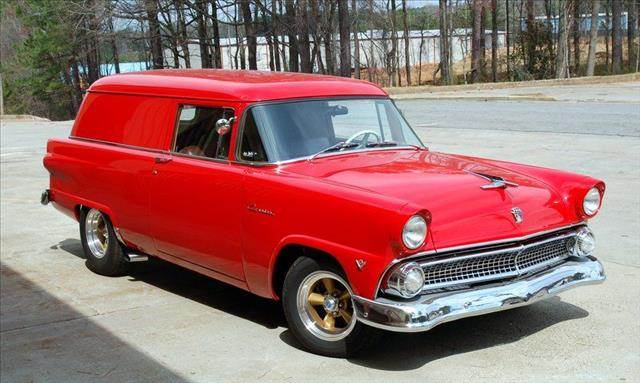 used 1955 ford courier sedan delivery for sale