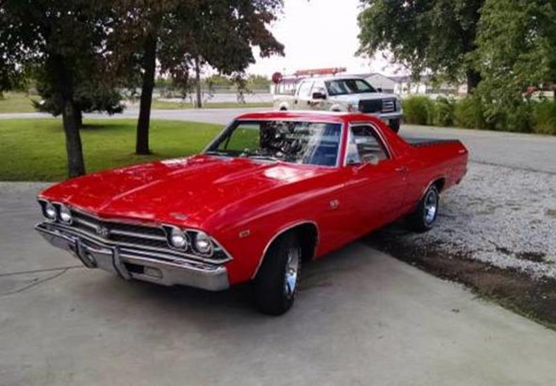 1969 chevrolet el camino for sale. Black Bedroom Furniture Sets. Home Design Ideas