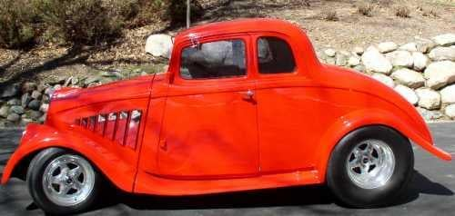 1933 Willys Custom for sale in Calabasas CA