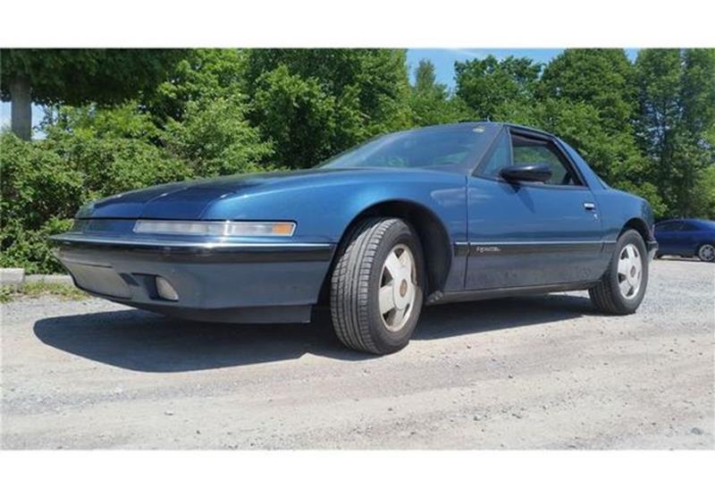 Buick reatta for sale in california carsforsale 1988 buick reatta for sale in calabasas ca publicscrutiny Gallery