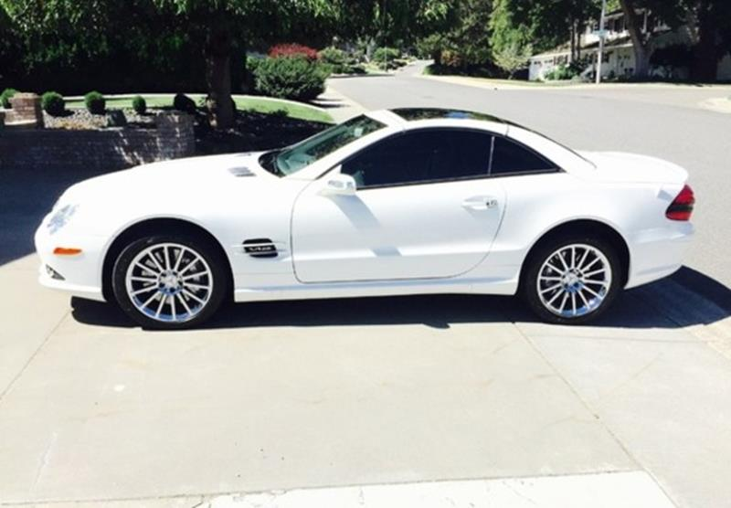 2008 mercedes benz sl class for sale for Mercedes benz of calabasas ca