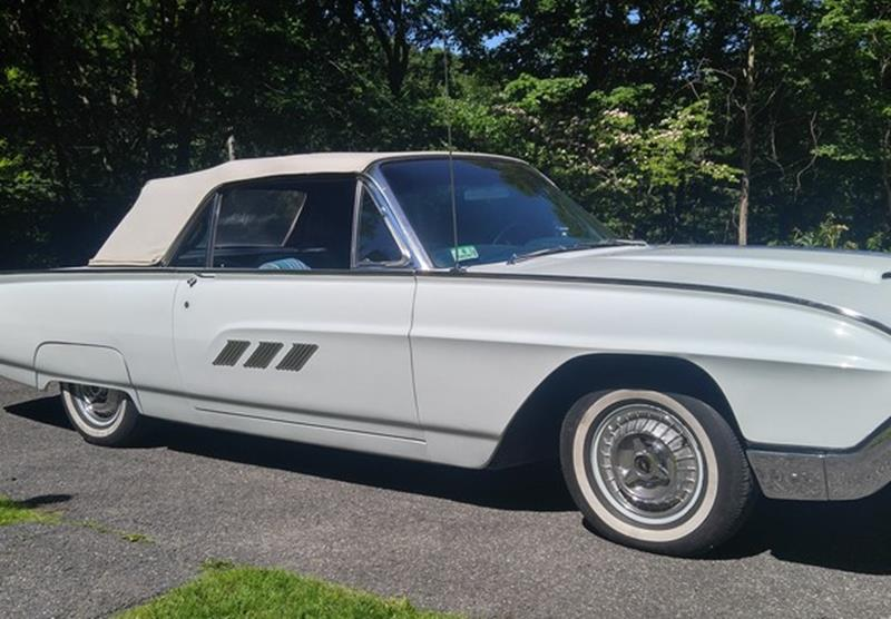 1963 Ford Thunderbird For Sale In Calabasas CA