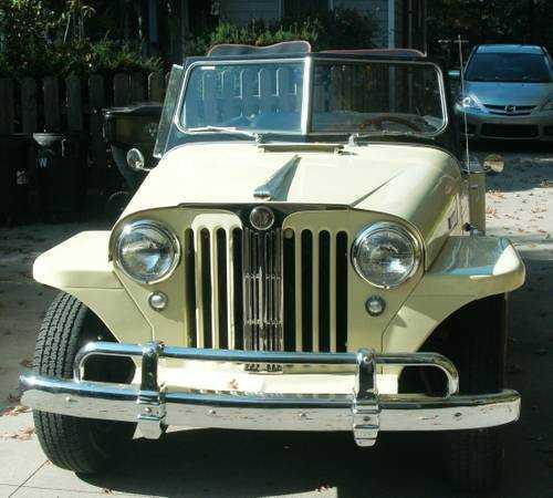 1949 Willys Overland Jeepster for sale in Calabasas CA