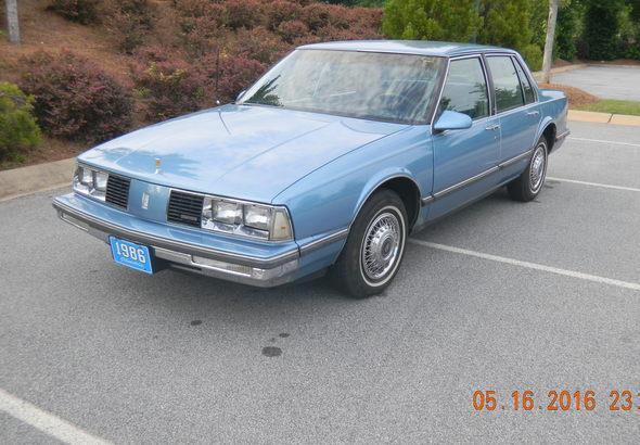 1986 Oldsmobile Delta Eighty-Eight Royale