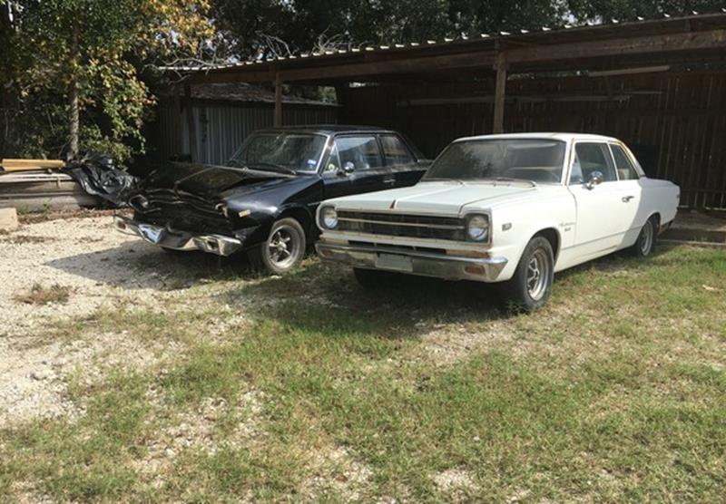 1969 AMC Rambler for sale in Calabasas, CA