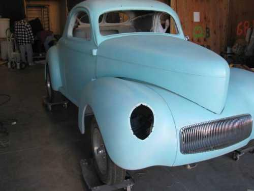 1939 Willys 2 dr coupe for sale in Calabasas CA
