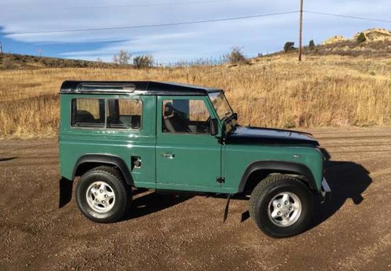 1989 Land Rover Defender For Sale in Liz, PA - Carsforsale.com