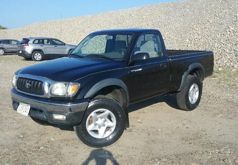2002 toyota tacoma for sale for Mcvay motors pensacola florida