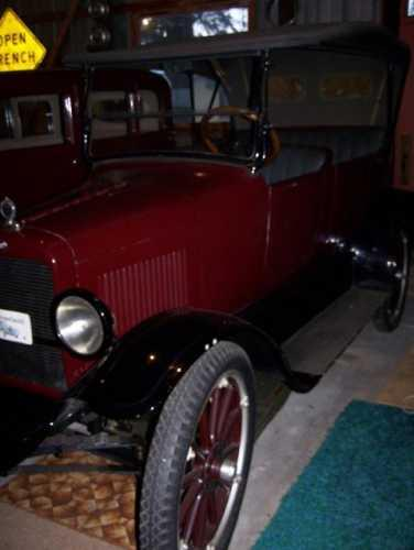 1921 Willys Overland Baby for sale in Calabasas CA