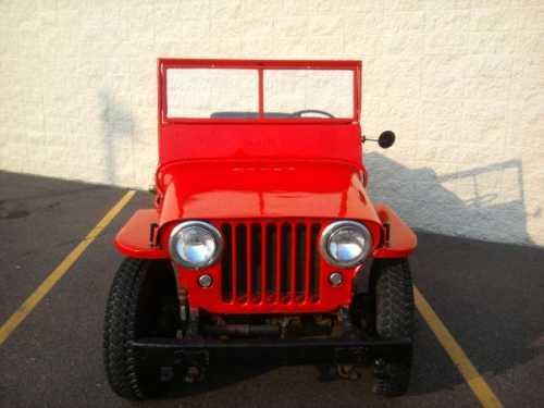 1947 Willys CJ%202A