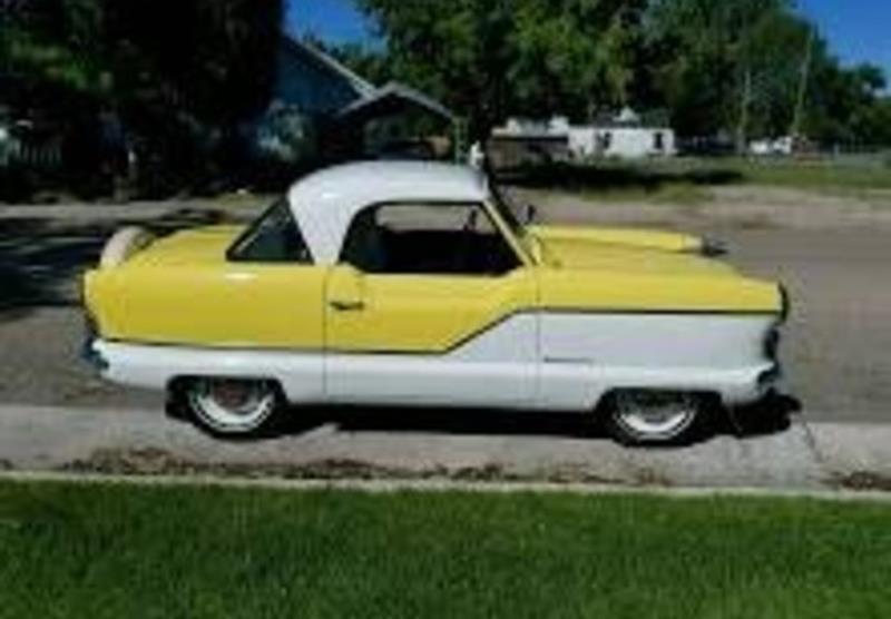 1959 Nash Metropolitan for sale in Calabasas, CA