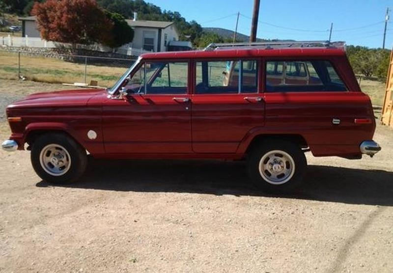 jeep wagoneer for sale in maine. Black Bedroom Furniture Sets. Home Design Ideas