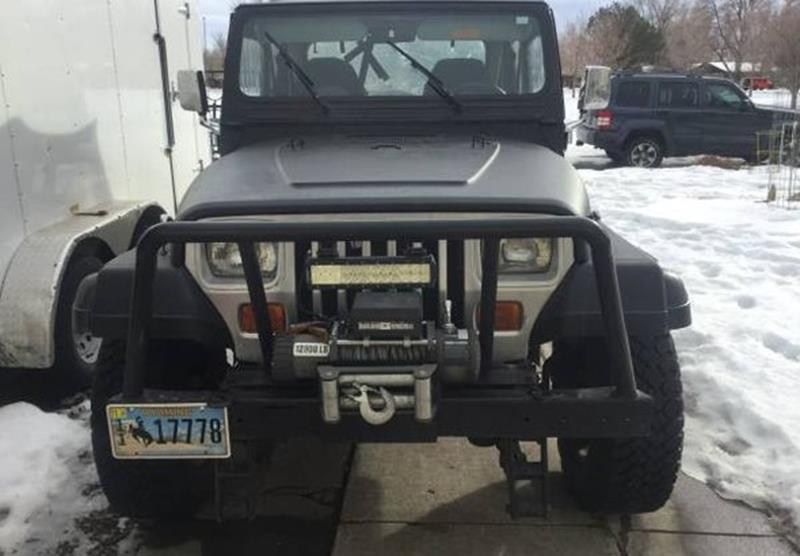 1991 jeep wrangler for sale in wilmington nc. Black Bedroom Furniture Sets. Home Design Ideas