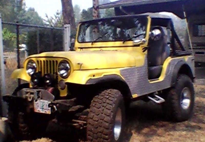 1974 Jeep CJ-5 for sale in Calabasas, CA