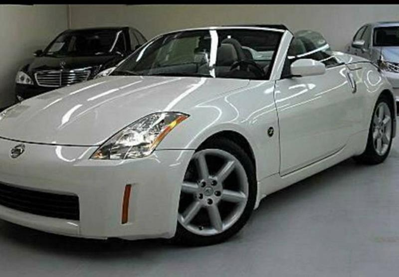 2004 Nissan 350z For Sale In Hickory Nc Carsforsale