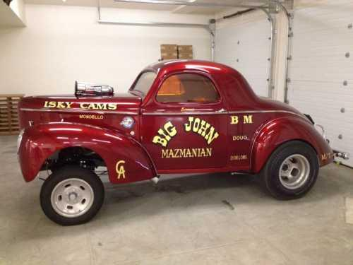 1941 Willys Custom for sale in Calabasas CA