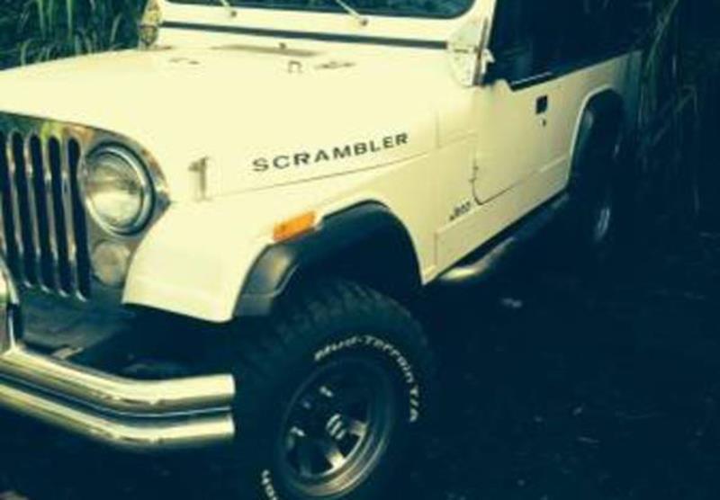 1982 Jeep CJ-8 for sale in Calabasas, CA