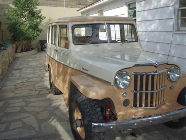 1959 Willys CJ-3B for sale in Calabasas CA