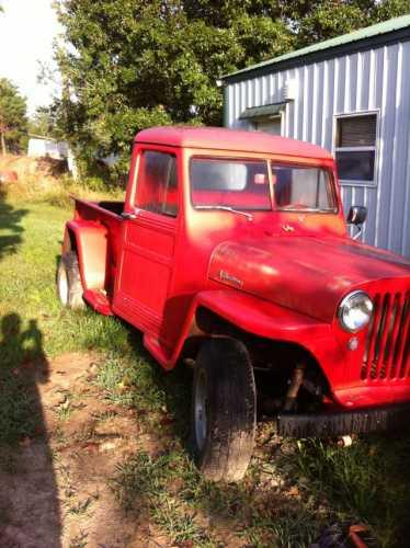 1950 Willys Pick%20Up