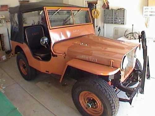 1946 Willys Jeep for sale in Calabasas CA