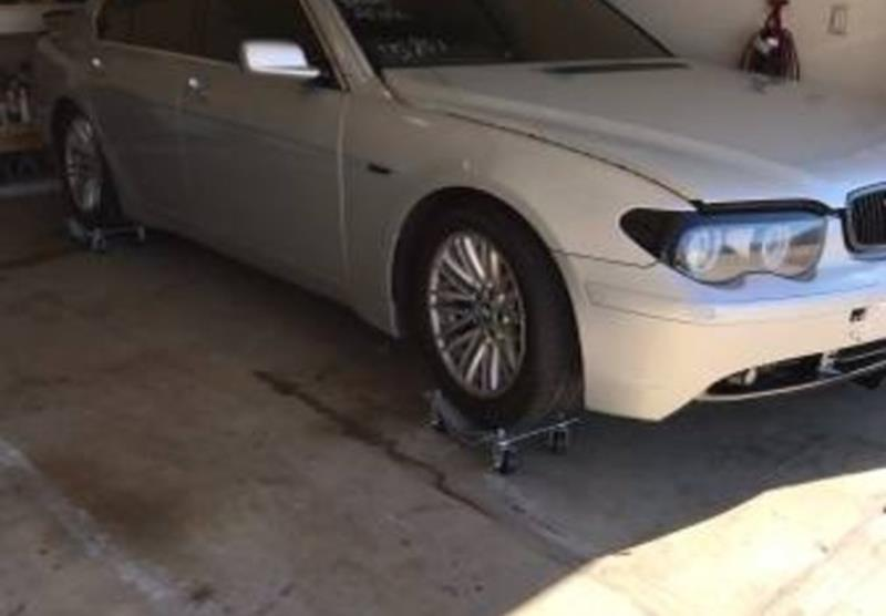2005 BMW 7 Series For Sale In Calabasas CA